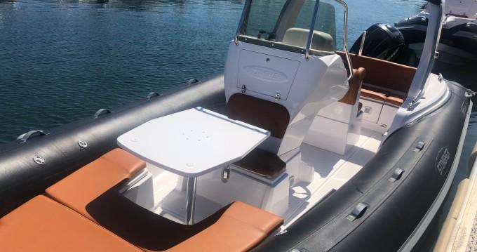 Alquiler de yate Bormes-les-Mimosas - Italboats STHINGER 22 en SamBoat