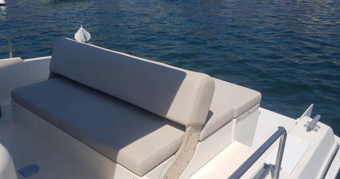 Conam lupo di mare 36 open entre particulares y profesional Nápoles