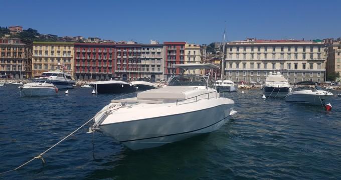 Alquiler Lancha en Nápoles - Conam lupo di mare 36 open
