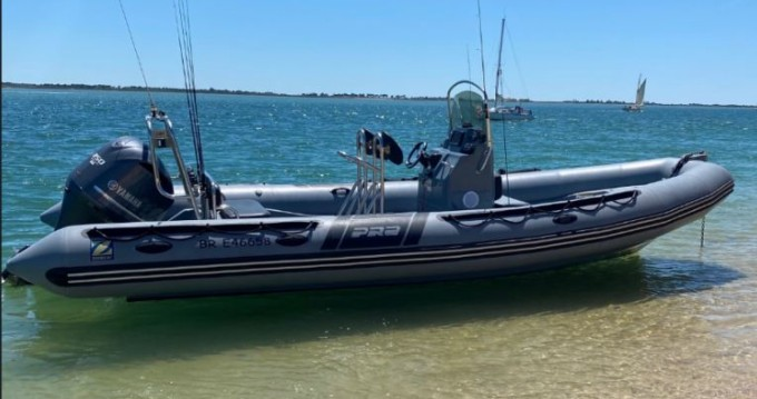 Alquiler de barcos La Rochelle barato de Pro Open