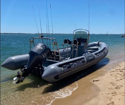 Alquiler de barcos Zodiac Pro Open enLa Rochelle en Samboat