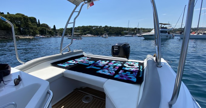 Alquiler de yate Mónaco - Salpa Gran Soleil 23 en SamBoat