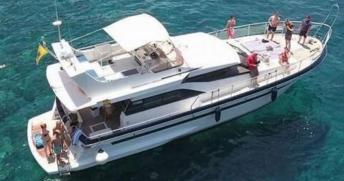 Alquiler de yate Port de Torredembarra - Astondoa 49 GLX en SamBoat