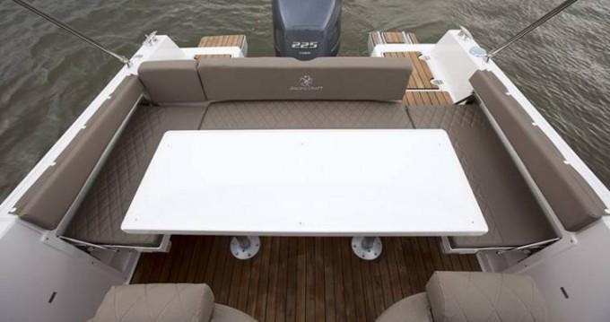 Alquiler de barcos Pacific Craft Pacific Craft 750 Open enSainte-Maxime en Samboat