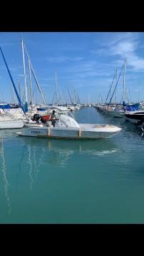 Alquiler de barcos Juan-les-Pins barato de 26