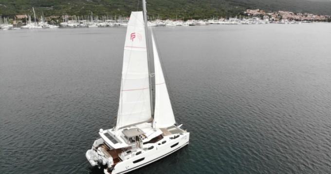 Alquiler de barcos Fountaine Pajot Lucia 40 enPunat en Samboat