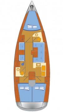 Alquiler de barcos Jeanneau Sun Odyssey 419 enRogoznica en Samboat
