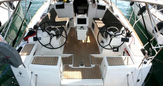 Alquiler Velero en Punat - Jeanneau Sun Odyssey 419