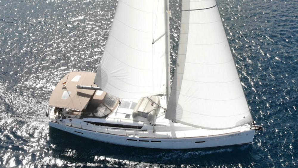 Jeanneau Sun Odyssey 519 entre particulares y profesional Rogoznica