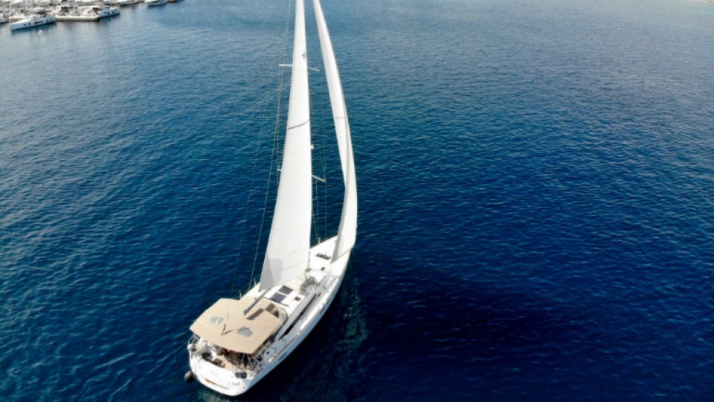 Alquiler de yate Rogoznica - Jeanneau Sun Odyssey 519 en SamBoat