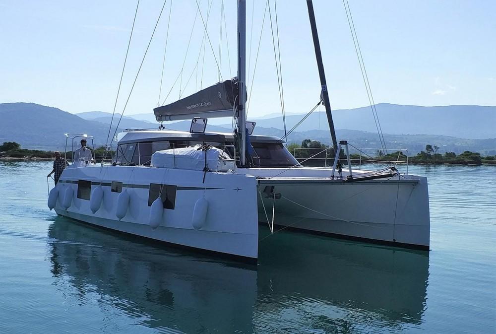 Catamarán para alquilar  Léucade al mejor precio