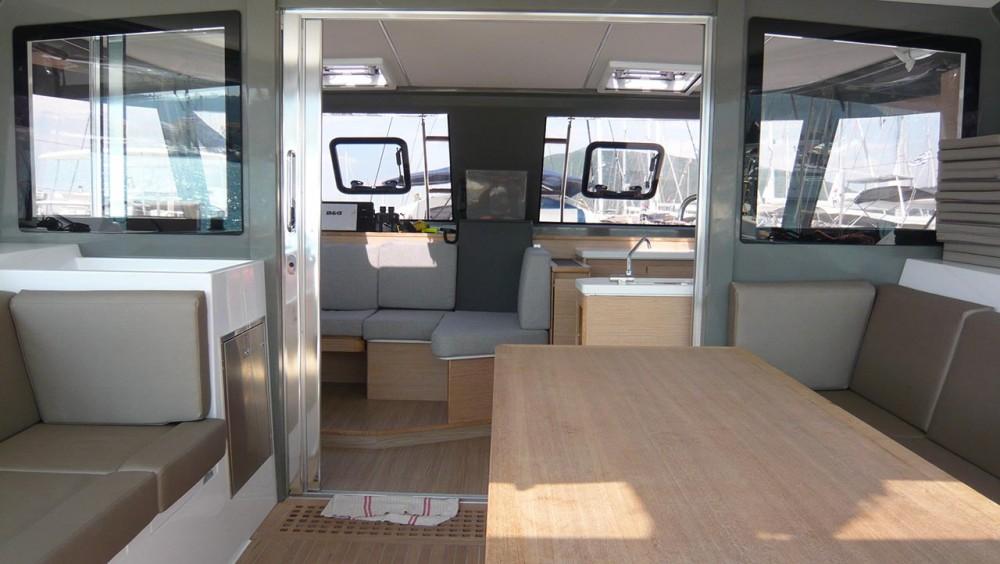 Bavaria Nautitech 40 open NEW - 4 + 2 cab. entre particulares y profesional  Léucade