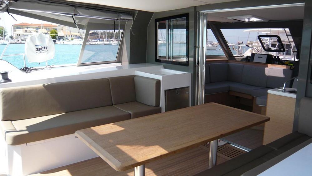 Alquiler Catamarán en  Léucade - Bavaria Nautitech 40 open NEW - 4 + 2 cab.