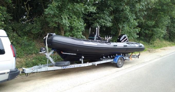Alquiler de barcos Bombard Ribster enDunkerque en Samboat