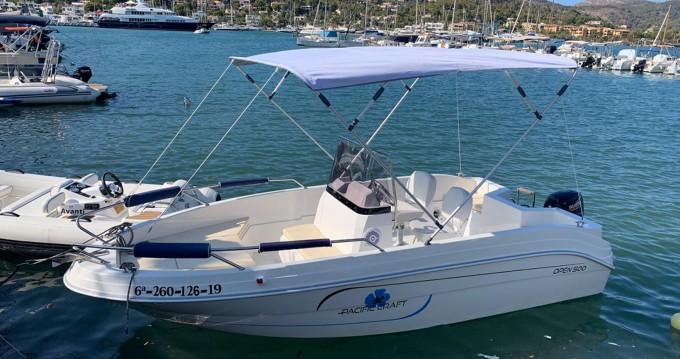 Alquiler de barcos Pacific Craft Pacific Craft 500 Open enPort d'Andratx en Samboat