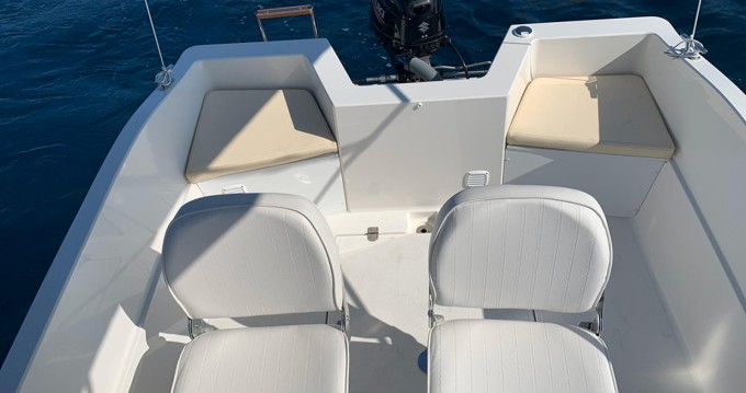 Alquiler de barcos Port d'Andratx barato de Pacific Craft 500 Open