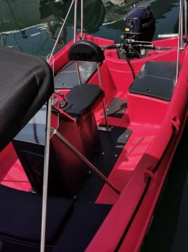 Alquiler de barcos Fun Yak Fun Yak 550 enBeaulieu-sur-Mer en Samboat