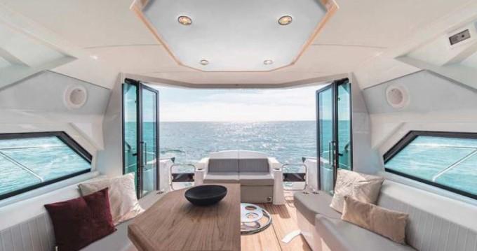 Alquiler de yate Cogolin - Bénéteau grand turismo en SamBoat