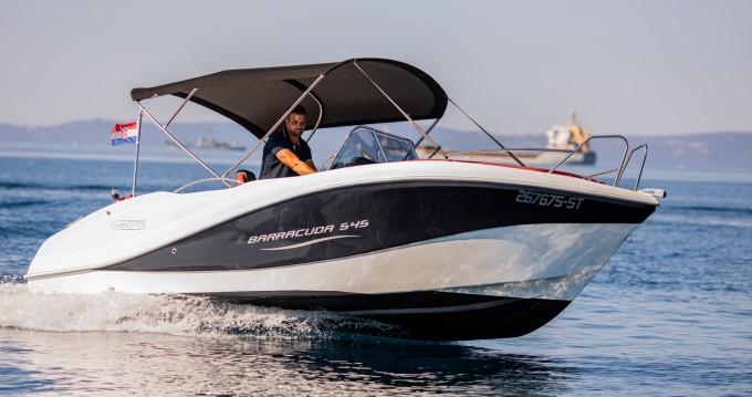 Alquiler de barcos Okiboats Barracuda 545 Open enSplit en Samboat