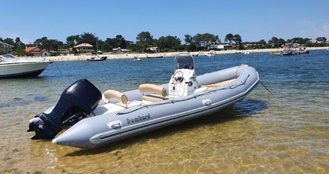 Alquiler de barcos Lège-Cap-Ferret barato de Sunrider 6.5