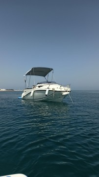 Alquiler de barcos Quicksilver Activ 505 Cabin enBenalmádena en Samboat