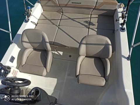 Alquiler Lancha en Benalmádena - Quicksilver Activ 505 Cabin