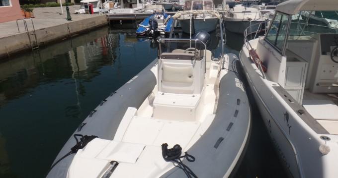 Alquiler de barcos Port Grimaud barato de Clubman 22