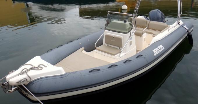 Alquiler Neumática en Port Grimaud - Joker Boat Clubman 24