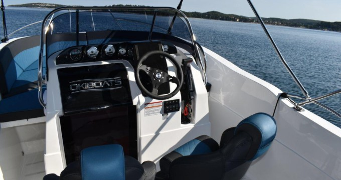 Alquiler de barcos Rovinj barato de Barracuda 545 Open