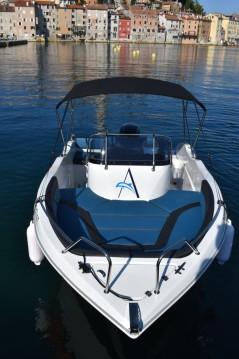 Alquiler Lancha en Rovinj - Okiboats Barracuda 545 Open