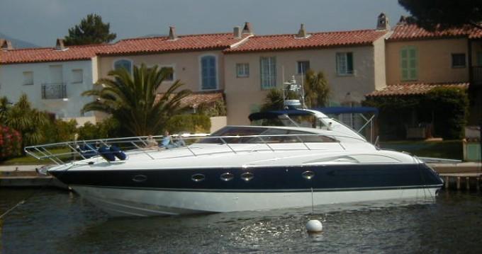 Alquiler de barcos Port Grimaud barato de Princess 50