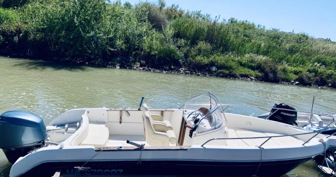Alquiler de barcos Mauguio barato de Cap Camarat 7.5 Open
