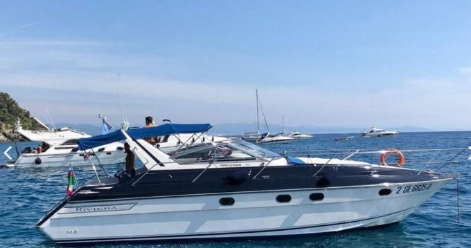 Alquiler de Princess Princess 366 Riviera en Arenzano