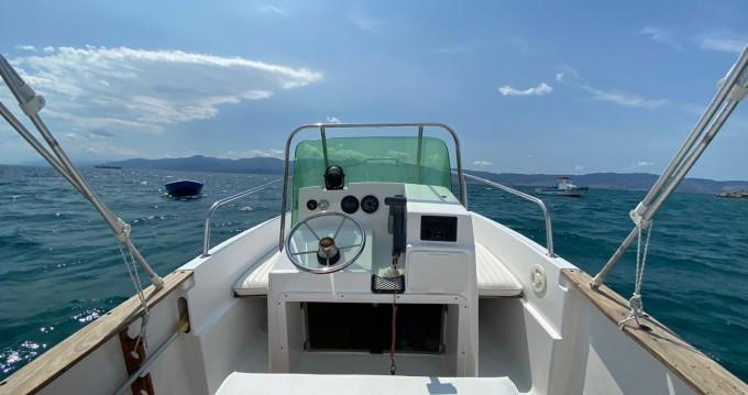 Alquiler Lancha Elan con título de navegación