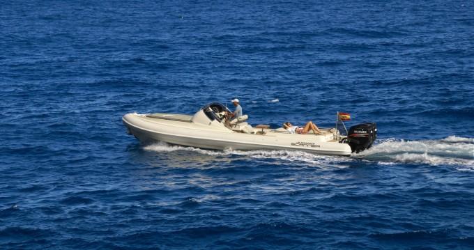 Alquiler de yate Isla de Ibiza - Scanner Envi 960 en SamBoat