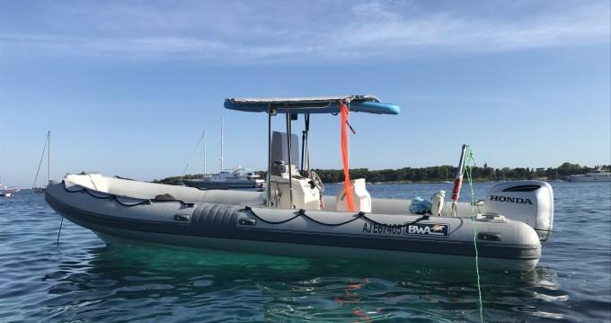 Alquiler de barcos Bwa Seven Fifty enCannes en Samboat