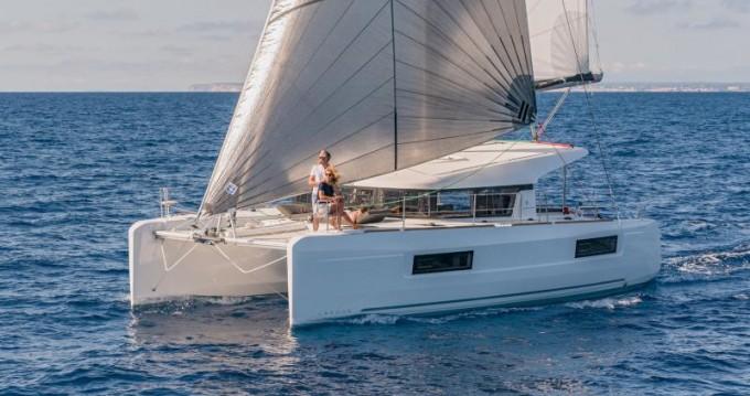 Alquiler Catamarán en Álimos - Lagoon Lagoon 40