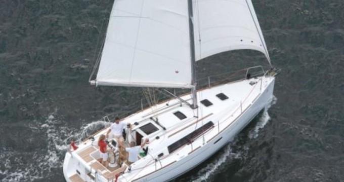 Alquiler de barcos Bénéteau Oceanis 34 enAltefähr en Samboat