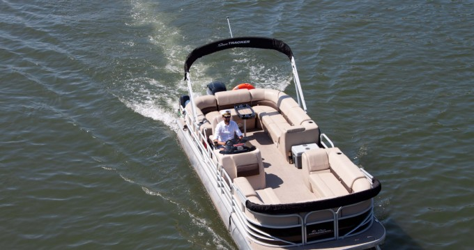 Alquiler de Suntracker Party barge en Paris