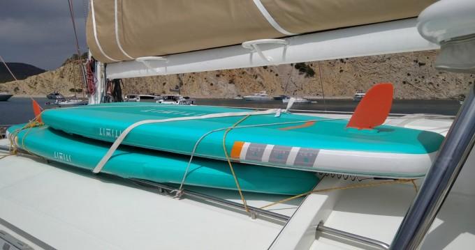 Alquiler de barcos Fountaine Pajot Marquises 56 enIbiza (Ciudad) en Samboat