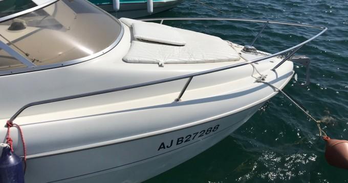 Alquiler de barcos Ajaccio barato de Oyster 20