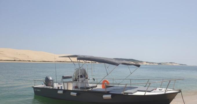 Alquiler de Bpsa ESPADON en Lège-Cap-Ferret