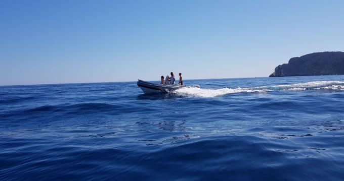 Alquiler de barcos Gommonautica Gommonautica G48C enl'Estartit en Samboat