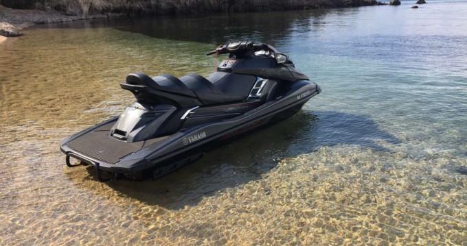 Alquiler de Moto de agua, con o sin patrón Yamaha Ajaccio