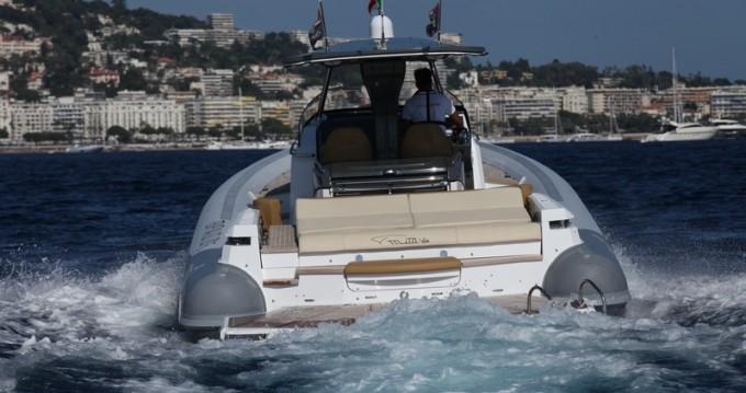 Alquiler Neumática en Saint-Florent - Motonautica-Vesuviana Marine Mito 45
