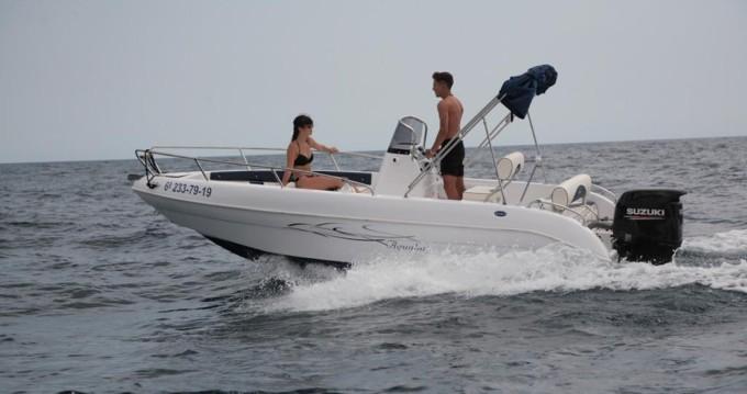 Alquiler de barcos Aquabat Sport Line 19 enBlanes en Samboat