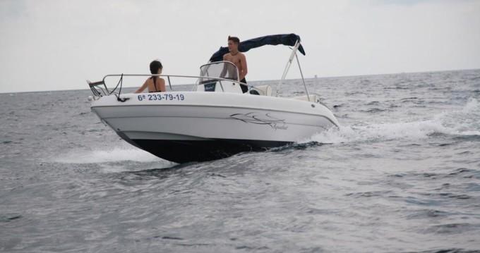 Alquiler Lancha en Blanes - Aquabat Sport Line 19