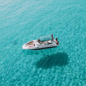Alquiler de barcos Sea Ray Sea Ray 260 enIsla de Ibiza en Samboat