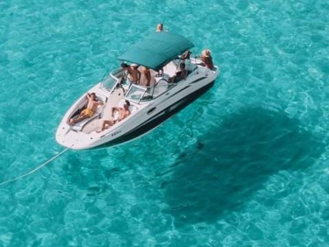 Alquiler Lancha en Isla de Ibiza - Sea Ray Sea Ray 260