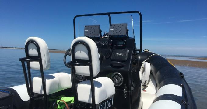 Alquiler de barcos Humber ocean pro 6.30 enSaint-Martin-de-Ré en Samboat